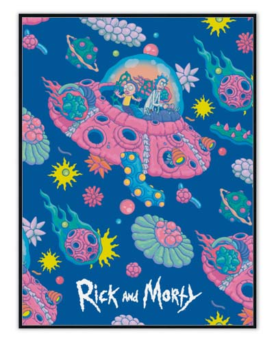 Rick-and-Morty-julisteet