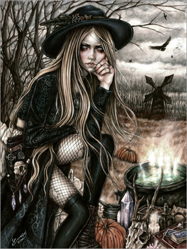 Juliste The Season Of The Witch