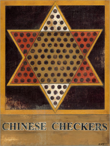 Juliste Chinese Checkers