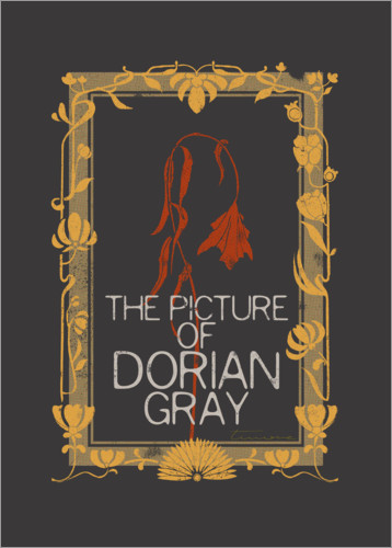 Juliste The picture of Dorian Gray