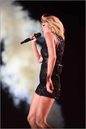 Juliste  Taylor Swift in concert, F1 United States Grand Prix, Texas 2016