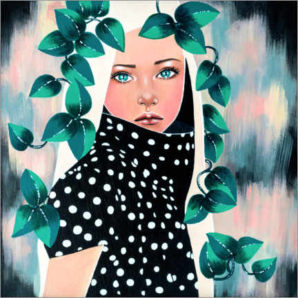 Canvas-taulu  Melancholy - Mandy Reinmuth
