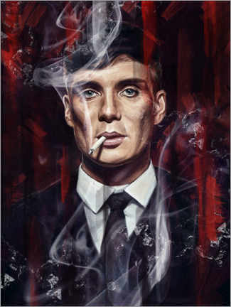 Juliste  Peaky Blinders - Dmitry Belov