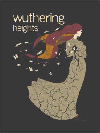 Juliste Wuthering Heights