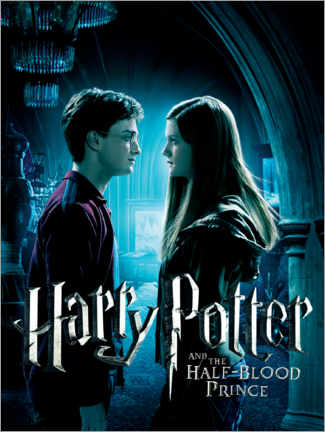 Juliste  The Half-Blood Prince - Harry & Ginny