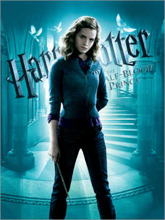 Juliste  Puoliverinen prinssi - Hermione Granger