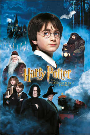 Juliste  Harry Potter ja viisasten kivi