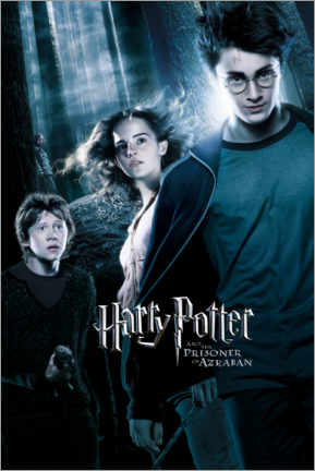 Juliste  Harry Potter ja Azkabanin vanki