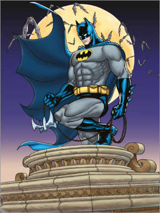 Juliste  Batman Moonlight