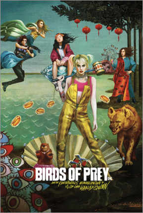 Juliste  Birds of Prey - Venus