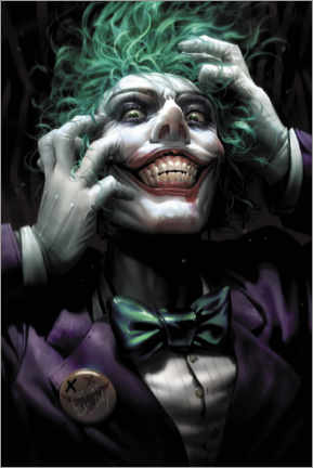 Juliste  The Joker - DC Comics