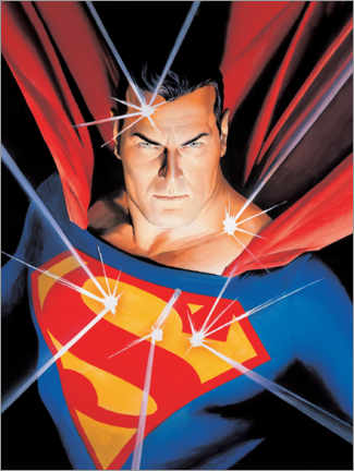 Juliste  Superman - Man of Steel