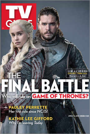 Puutaulu  Game of Thrones - The final battle - TV Guide