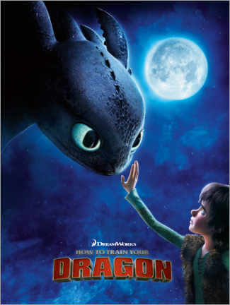 Puutaulu  How to train your dragon