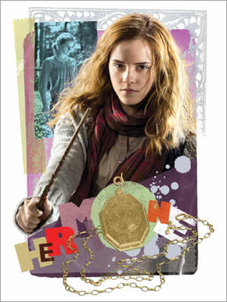Juliste  The Half-Blood Prince - Hermione Granger