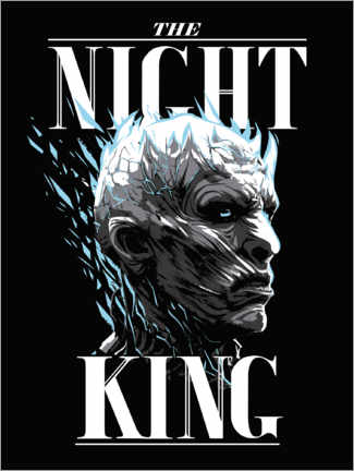 Juliste Game of Thrones - The Night King