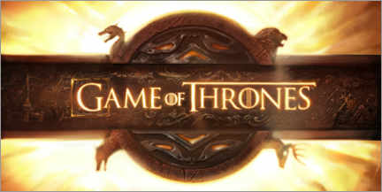 Juliste Game of Thrones - opening credits