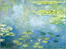 Galleriataulu  Lily pond - Claude Monet