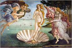 Canvas-taulu  The Birth of Venus - Sandro Botticelli