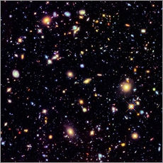 Galleriataulu  Hubble Extreme Deep Field - NASA
