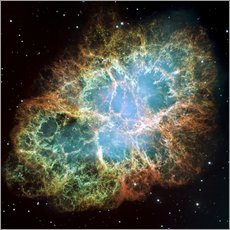 Galleriataulu  Crab Nebula - NASA