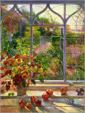 Galleriataulu  Autumn view - Timothy Easton
