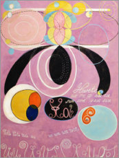Galleriataulu  The Ten Largest, No. 6, Adulthood - Hilma af Klint