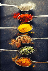 Galleriataulu  Spices Mix