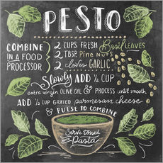 Galleriataulu  Pesto recipe - Lily & Val