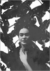 Galleriataulu  Frida black and white - Mandy Reinmuth