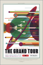 Galleriataulu  The Grand Tour (Space Travel)