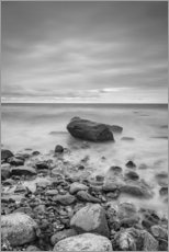 Sisustustarra  Granite in the Baltic Sea (long exposure) - Heiko Mundel