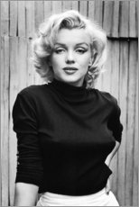Alumiinitaulu  Marilyn Monroe - Celebrity Collection
