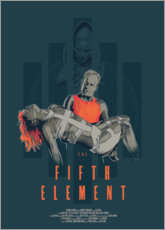 Sisustustarra  The Fifth Element - Fourteenlab