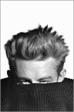 Juliste  James Dean piilottaa - Celebrity Collection