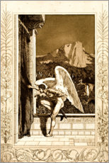 Juliste Cupid coming, sheet 12 from
