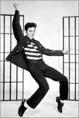PVC-taulu  Elvis Presley dancing II - Celebrity Collection