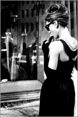 Galleriataulu  Croissant Scene - Breakfast at Tiffany's - Celebrity Collection