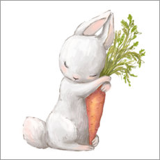 Canvas-taulu  My carrot - Eve Farb
