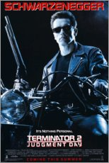 Sisustustarra  Terminator 2 - Judgment day (English) - Entertainment Collection