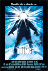 PVC-taulu  The Thing - Entertainment Collection