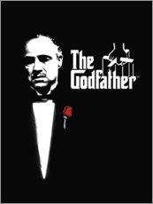 PVC-taulu  The Godfather - Entertainment Collection