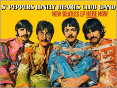 Galleriataulu  Sgt. Pepper's Lonely Hearts Club Band - Entertainment Collection