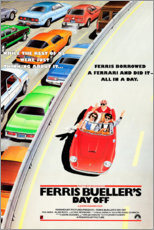Akryylilasitaulu  Ferris Bueller's Day Off - Entertainment Collection