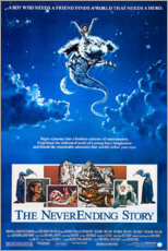 Canvas-taulu  The Neverending Story - Entertainment Collection