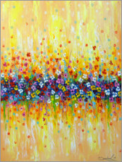 Juliste  Delicate abstraction - Olha Darchuk