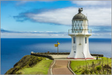 Juliste Meeting point of two oceans, Cape Reinga
