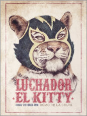 Puutaulu  El Kitty - Mike Koubou