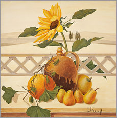 Galleriataulu  Autumn still life - Franz Heigl
