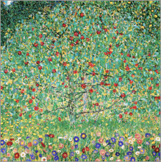 Canvas-taulu  Apple Tree I - Gustav Klimt
